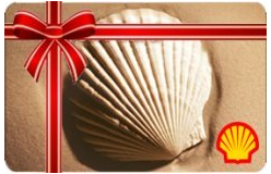 Win a $100 Shell Gift Card